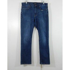 LUCKY BRAND JEANS 410 authentic fit slim 32 X 32